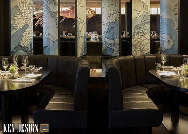kinh nghiem thiet ke nha hang kie nhat khong nen bo qua 4 - Kinh nghiệm thiết kế nhà hàng kiểu Nhật không nên bỏ qua