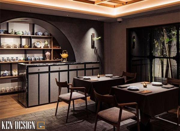 kinh nghiem thiet ke nha hang kie nhat khong nen bo qua 5 - Kinh nghiệm thiết kế nhà hàng kiểu Nhật không nên bỏ qua