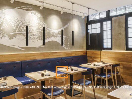"""kinh nghiem thiet ke nha hang nho van nguoi me 2 533x400 - Kinh nghiệm thiết kế nhà hàng nhỏ """"vạn người mê"""""""