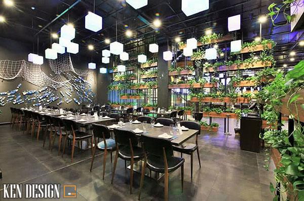 lam sao de so huu ban ve thiet ke nha hang hut khach 6 - Làm sao để sở hữu bản vẽ thiết kế nhà hàng hải sản hút khách