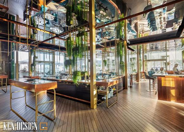 lam sao de thi cong kien truc nha hang 1 - Làm sao để có thể thi công kiến trúc nhà hàng hiệu quả?