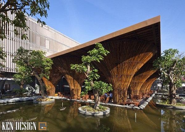 lam sao de thi cong kien truc nha hang 2 - Làm sao để có thể thi công kiến trúc nhà hàng hiệu quả?