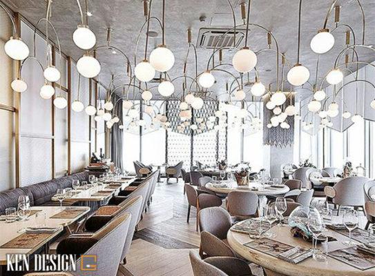 lam sao de tiet kiem chi phi thiet ke nha hang 5 543x400 - Làm sao để tiết kiệm chi phí thiết kế nhà hàng
