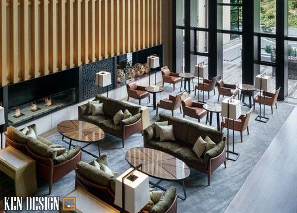 luu y khi thiet ke nha hang khach san 3 - Lưu ý khi thiết kế nhà hàng khách sạn