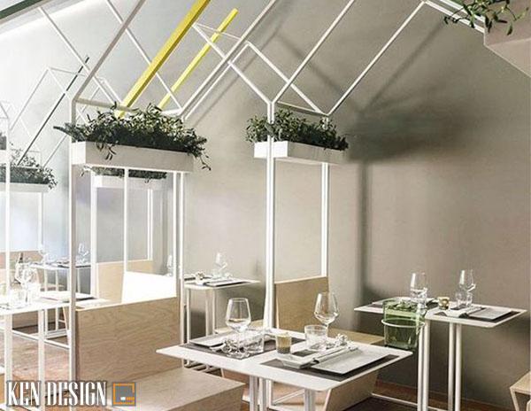 nguyen ly thite ke nha hang hien dai khong nen bỏ qua 1 - Nguyên lý thiết kế nhà hàng hiện đại không nên bỏ qua