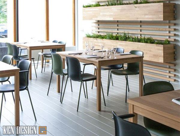 nguyen ly thite ke nha hang hien dai khong nen bỏ qua 2 - Nguyên lý thiết kế nhà hàng hiện đại không nên bỏ qua