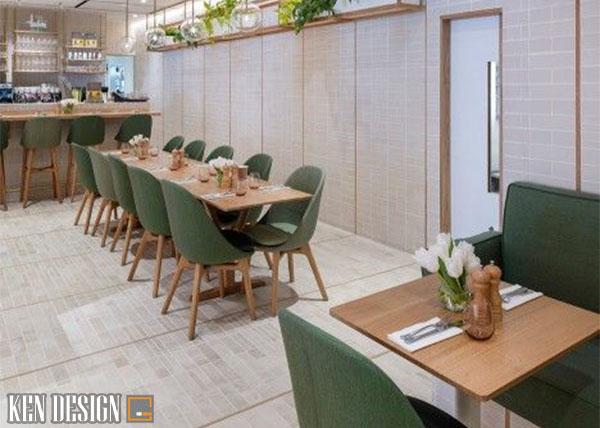 nguyen ly thite ke nha hang hien dai khong nen bỏ qua 3 - Nguyên lý thiết kế nhà hàng hiện đại không nên bỏ qua