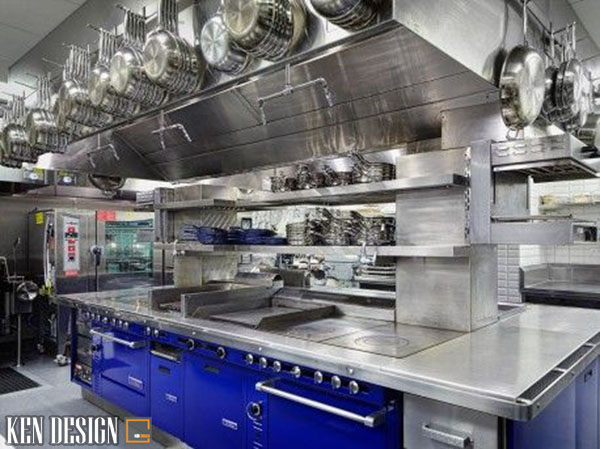 nguyen tac lap dat hut mui bep nha hang 2 - Nguyên tắc lắp đặt hút mùi bếp nhà hàng