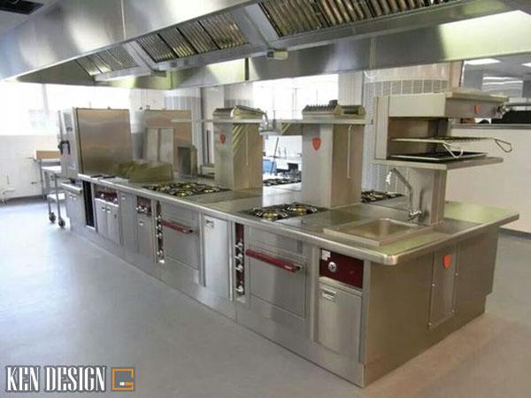 nguyen tac lap dat hut mui bep nha hang 3 - Nguyên tắc lắp đặt hút mùi bếp nhà hàng