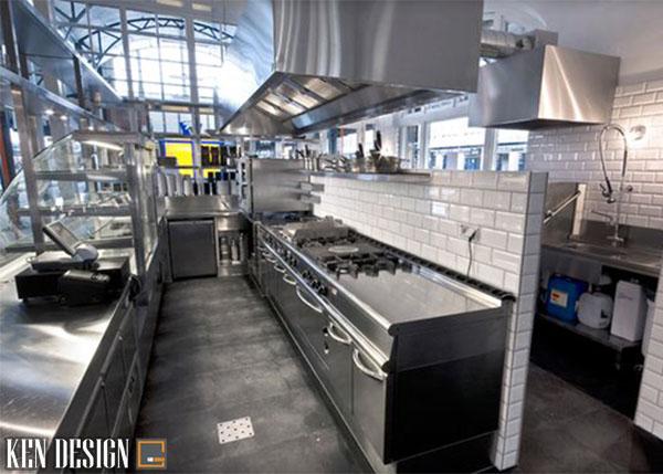 nguyen tac lap dat hut mui bep nha hang 4 - Nguyên tắc lắp đặt hút mùi bếp nhà hàng