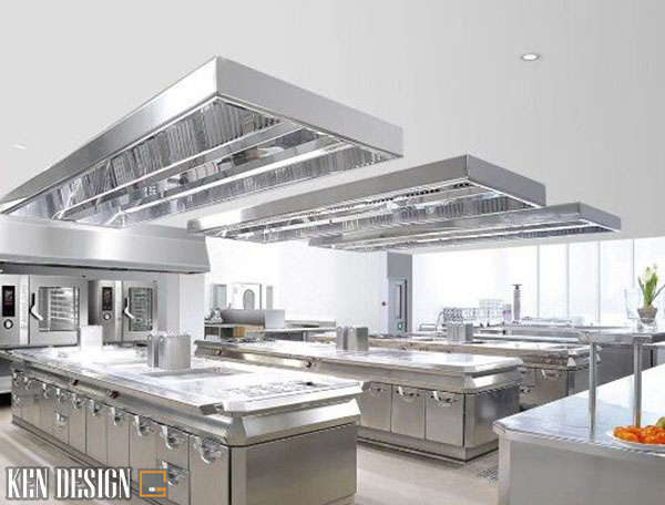 nguyen tac lap dat hut mui bep nha hang 5 - Nguyên tắc lắp đặt hút mùi bếp nhà hàng