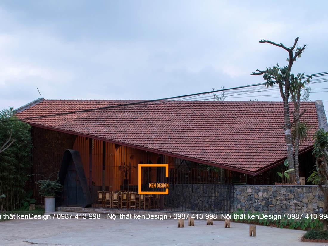 nha hang ao may mau thiet ke nha hang dep yen tinh tren vung cao 2 - Nhà hàng Ao Mây - Mẫu thiết kế nhà hàng đẹp, yên tĩnh nơi vùng cao