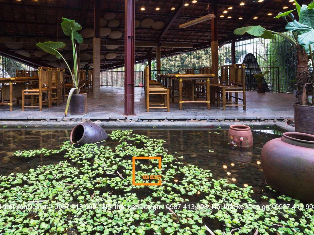nha hang ao may mau thiet ke nha hang dep yen tinh tren vung cao 6 - Nhà hàng Ao Mây - Mẫu thiết kế nhà hàng đẹp, yên tĩnh nơi vùng cao