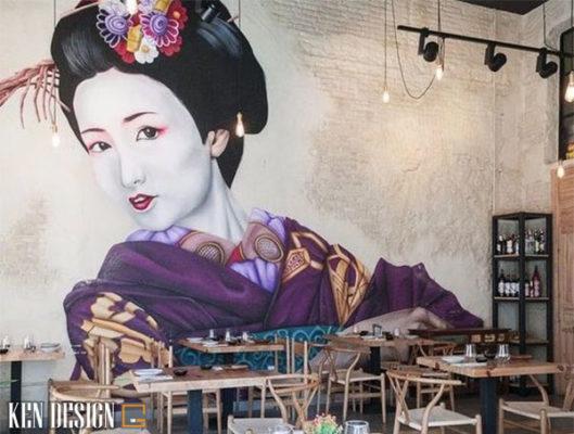 nhung luu y khi thi cong nha hang nhat ban 1 529x400 - Những lưu ý khi thi công nhà hàng Nhật Bản