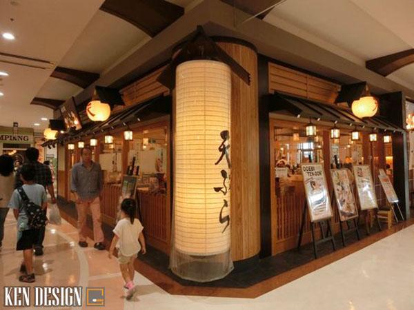 nhung luu y khi thi cong nha hang nhat ban 5 - Những lưu ý khi thi công nhà hàng Nhật Bản
