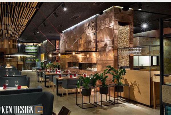 nhung yeu to anh huong den don gia thiet ke nha hang 1 - Những yếu tố ảnh hưởng đến đơn giá thiết kế nhà hàng