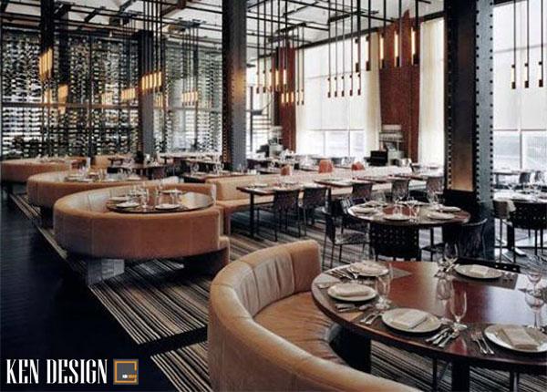 nhung yeu to anh huong den don gia thiet ke nha hang 3 - Những yếu tố ảnh hưởng đến đơn giá thiết kế nhà hàng