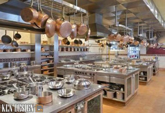 phuong phap thi cong thiet bi bep nha hang hieu qua 2 - Phương pháp thi công thiết bị bếp nhà hàng hiệu quả