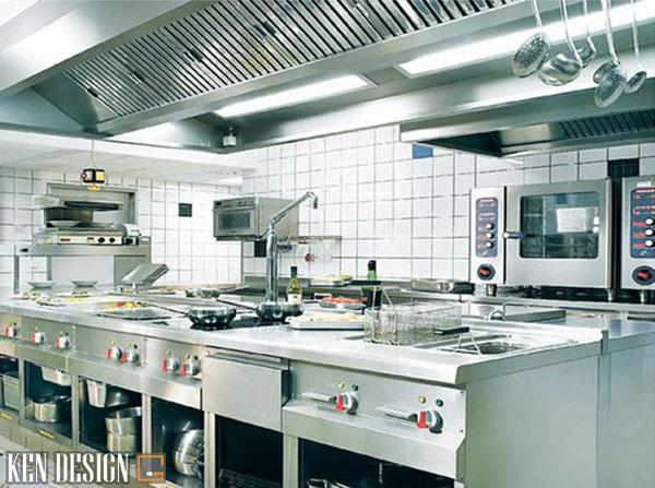 phuong phap thi cong thiet bi bep nha hang hieu qua 3 - Phương pháp thi công thiết bị bếp nhà hàng hiệu quả