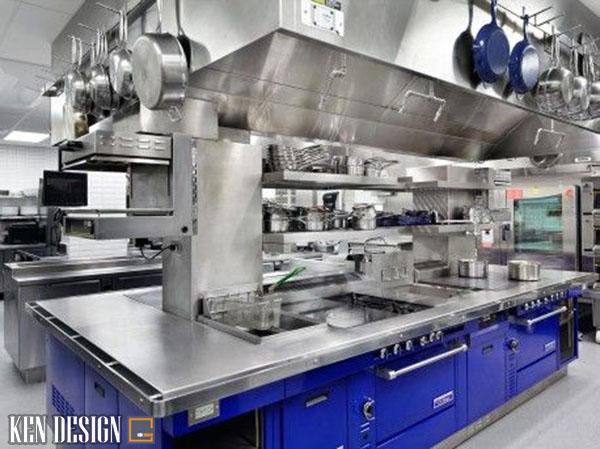 phuong phap thi cong thiet bi bep nha hang hieu qua 5 - Phương pháp thi công thiết bị bếp nhà hàng hiệu quả