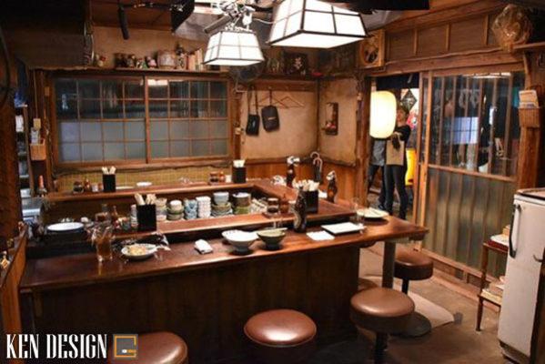 phuong phap thiet ke nha hang kieu nhat thu hut 5 599x400 - Phương pháp thiết kế nhà hàng kiểu Nhật thu hút