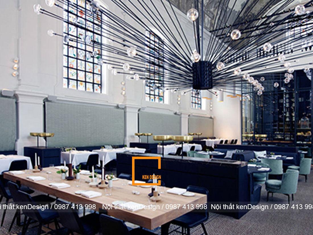the jane tu nha hang tho cu ky tro thanh mot khong gian nha hang hien dai 4 - The Jane - Từ nhà thờ cũ kỹ trở thành thiết kế nhà hàng hiện đại