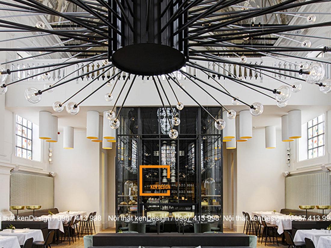 the jane tu nha hang tho cu ky tro thanh mot khong gian nha hang hien dai 5 1 - The Jane - Từ nhà thờ cũ kỹ trở thành thiết kế nhà hàng hiện đại