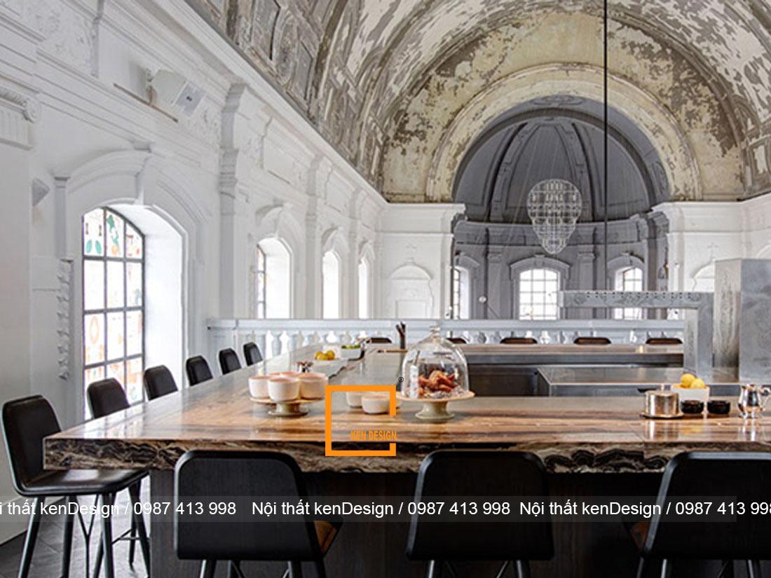 the jane tu nha hang tho cu ky tro thanh mot khong gian nha hang hien dai 8 - The Jane - Từ nhà thờ cũ kỹ trở thành thiết kế nhà hàng hiện đại