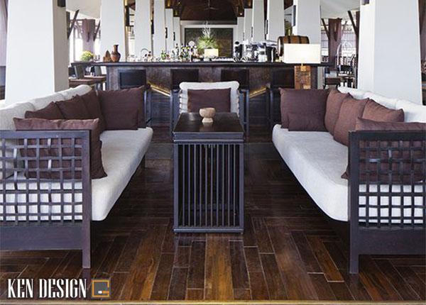 thiet ke nha hang khach san dep va an tuong 4 - Thiết kế nhà hàng khách sạn đẹp và ấn tượng