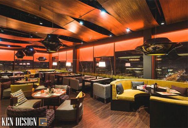 thiet ke nha hang khach san dep va an tuong 5 - Thiết kế nhà hàng khách sạn đẹp và ấn tượng
