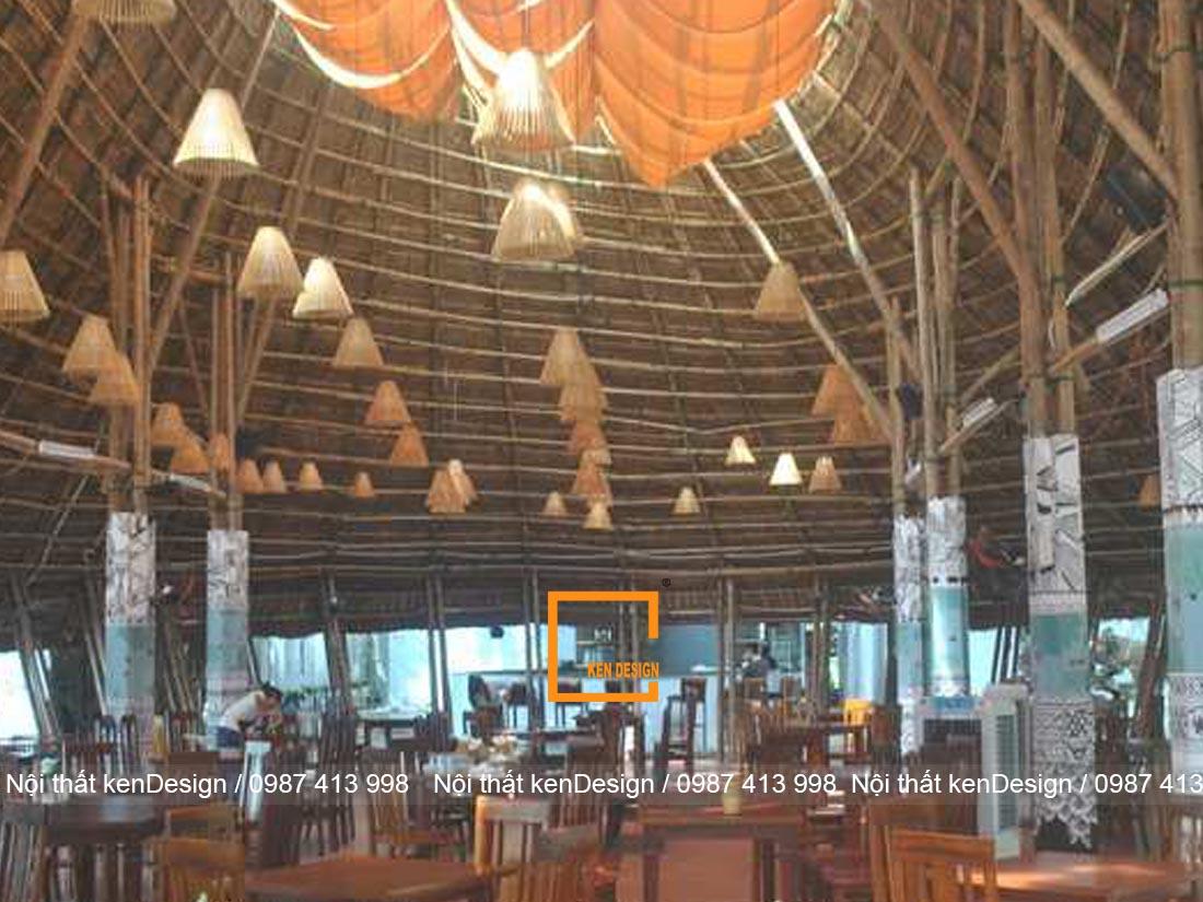 thiet ke nha hang noi bat khac biet tao nen su thanh cong 2 - Thiết kế nhà hàng nổi bật - Khác biệt tạo nên sự thành công