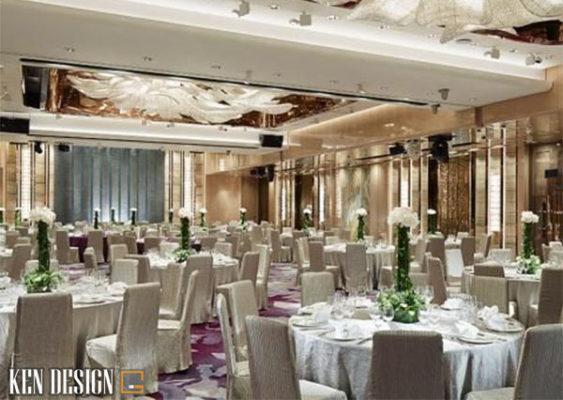 thiet ke nha hang tiec cuoi can dam bao nhung yeu to nao 5 563x400 - Thiết kế nhà hàng tiệc cưới cần đảm bảo điều gì?