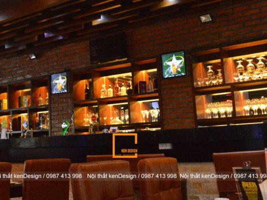 tieu chuan thiet ke quan bia dep va khao học 5 533x400 - Tiêu chuẩn thiết kế quán bia đẹp và khoa học