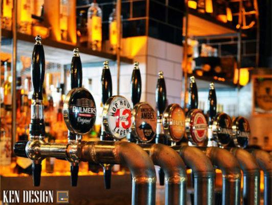 trang tri thietke nha hang bia an tuong va hieu qua 3 532x400 - Trang trí thiết kế nhà hàng bia ấn tượng và hiệu quả