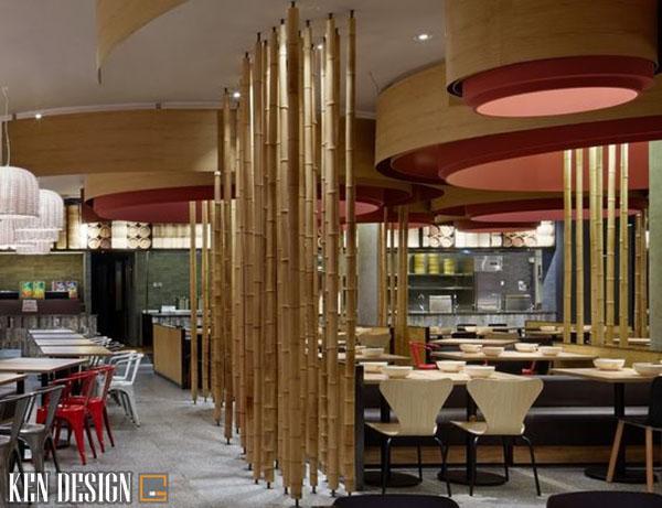 tu can thiet ke nha hang trung hoa an tuong 5 - Tư vấn thiết kế nhà hàng Trung Hoa ấn tượng