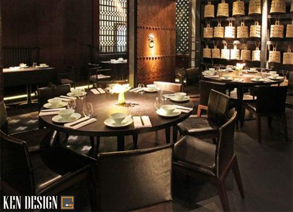 tu can thiet ke nha hang trung hoa an tuong 6 - Tư vấn thiết kế nhà hàng Trung Hoa ấn tượng