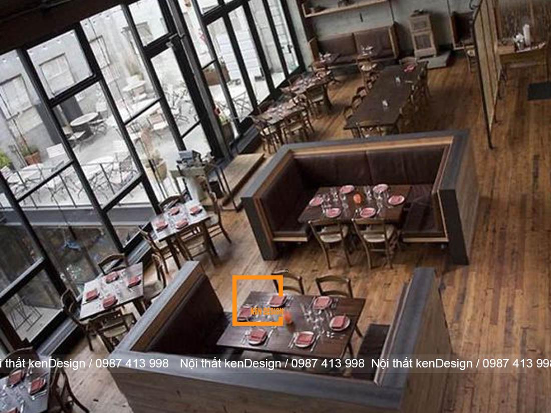 uu diem khi thiet ke nha hang hai ant tien 3 - Ưu điểm khi lựa chọn thiết kế nhà hàng hai mặt tiền