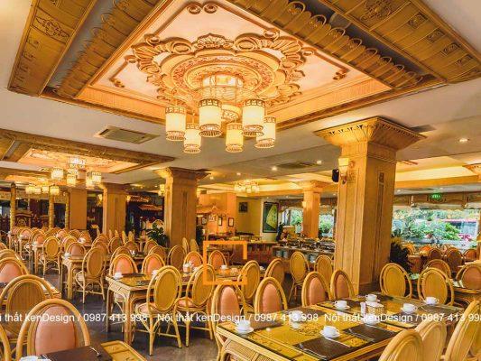 3 cach trang tri thiet ke nha hang khach san hieu qua nhat 2 533x400 - 3 Cách trang trí thiết kế nhà hàng khách sạn hiệu quả nhất