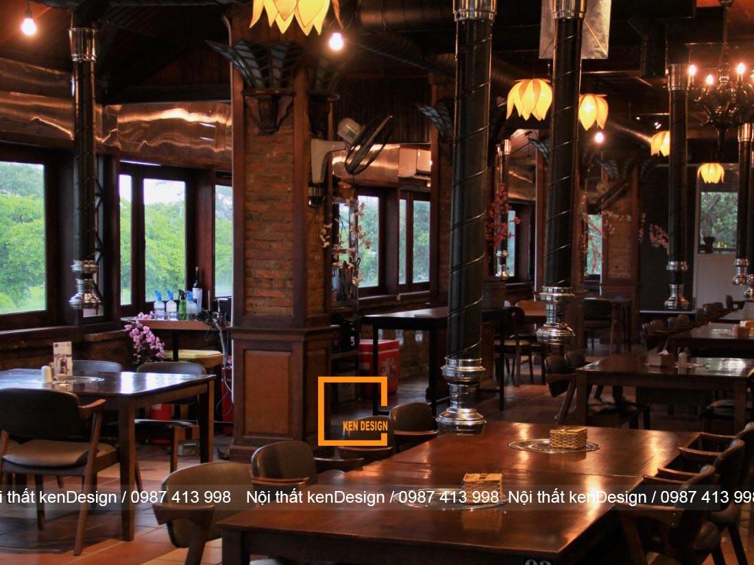 3 tieu chi thiet ke nha hang lau nuong khong khoi hieu qua 1 - 3 tiêu chí thiết kế nhà hàng lẩu nướng không khói hiệu quả
