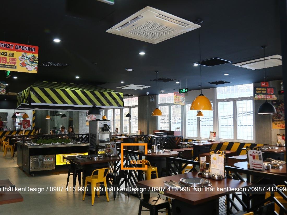 3 tieu chi thiet ke nha hang lau nuong khong khoi hieu qua 4 - 3 tiêu chí thiết kế nhà hàng lẩu nướng không khói hiệu quả