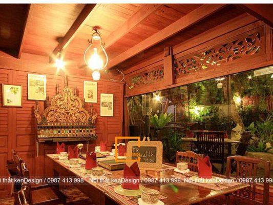 4 mau thiet ke nha hang truyen thong noi bat nhat hien nay 3 533x400 - 4 Mẫu thiết kế nhà hàng truyền thống nổi bật nhất hiện nay