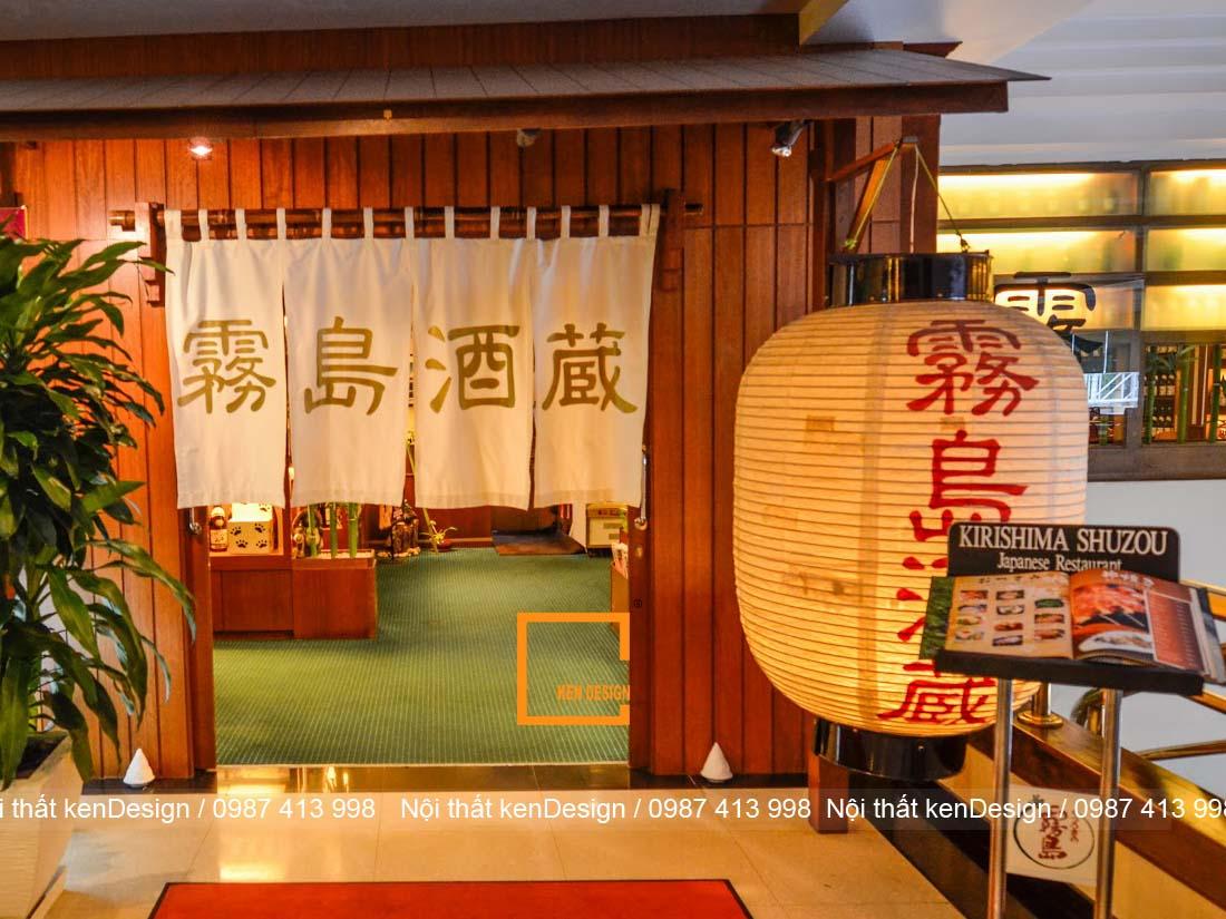 4 mau thiet ke nha hang truyen thong noi bat nhat hien nay 6 - 4 Mẫu thiết kế nhà hàng truyền thống nổi bật nhất hiện nay