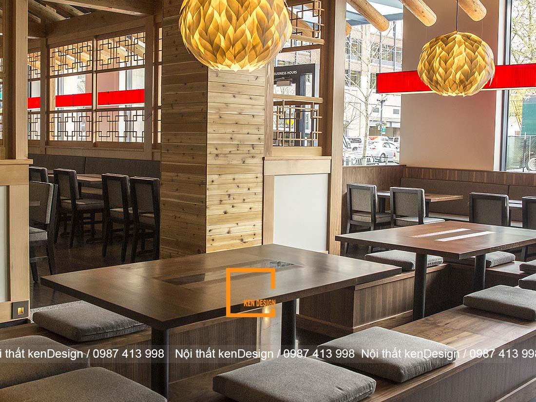 80 chu dau tu deu mac sai lam nay khi thiet ke nha hang 4 - 80% chủ đầu tư đều mắc sai lầm này khi thiết kế nhà hàng Hàn Quốc