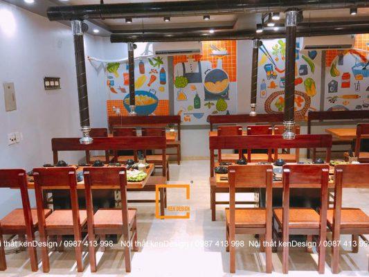 an tuong voi nha hang lau nuong quyen bbq phien ban doi thuc 2 533x400 - Ấn tượng với nhà hàng lẩu nướng Queen BBQ phiên bản đời thực