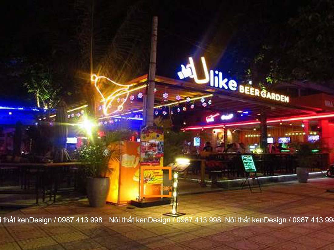 bi quyet thiet ke quan bia dep thu hut khach hang 4 - Bí quyết thiết kế quán bia đẹp thu hút khách hàng