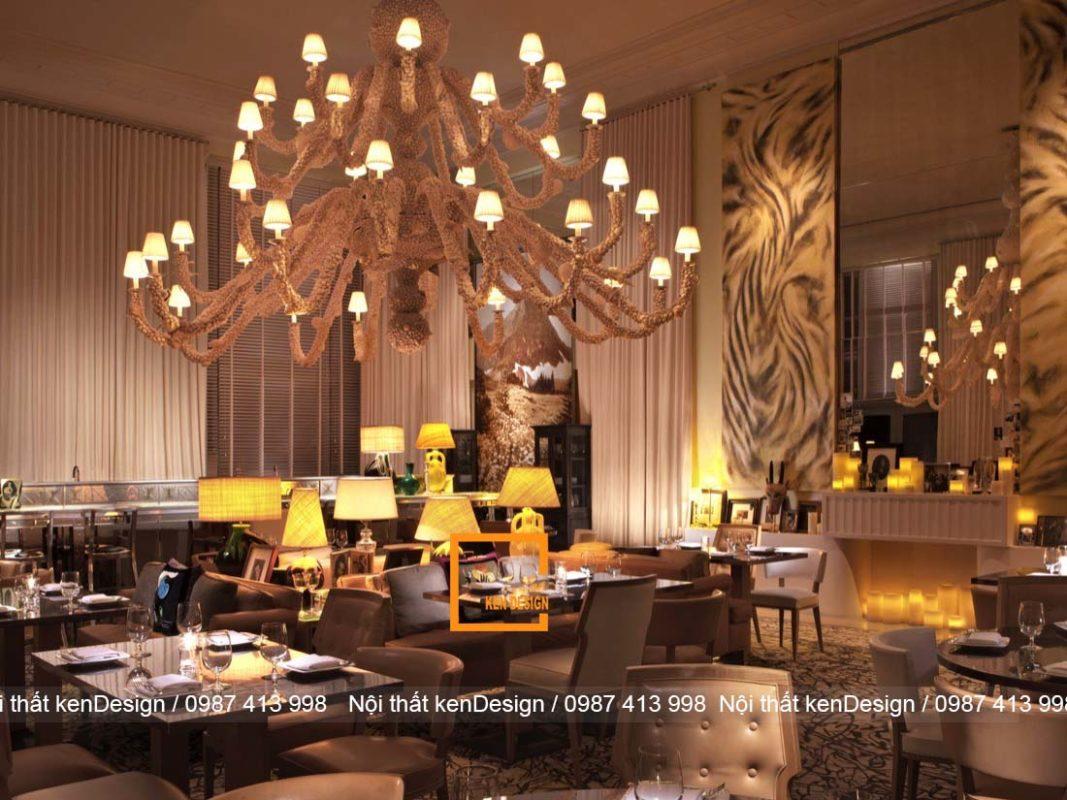 bi quyet thiet ke thi cong noi that nha hang hieu qua 1 1067x800 - Bí quyết thiết kế thi công nội thất nhà hàng hiệu quả