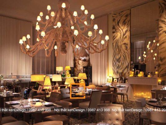 bi quyet thiet ke thi cong noi that nha hang hieu qua 1 533x400 - Bí quyết thiết kế thi công nội thất nhà hàng hiệu quả