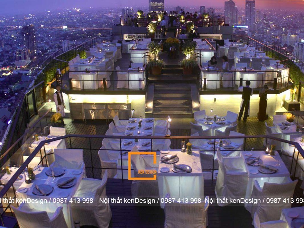 cach thiet ke nha hang an tuong khong nen bo lo 4 1067x800 - Cách thiết kế nhà hàng ấn tượng không nên bỏ lỡ