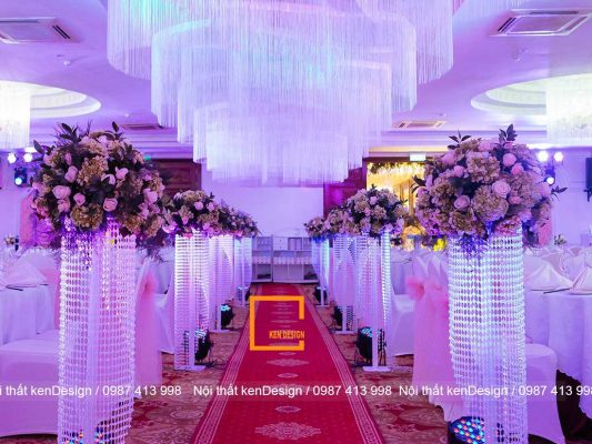 cach trang tri thiet ke nha hang tiec cuoi thu hut moi cap doi 5 533x400 - Cách trang trí thiết kế nhà hàng tiệc cưới thu hút mọi cặp đôi