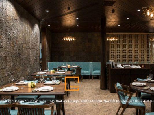 dac trung khi thiet ke nha hang phong cach vintage 3 533x400 - Đặc trưng khi thiết kế nhà hàng theo phong cách vintage